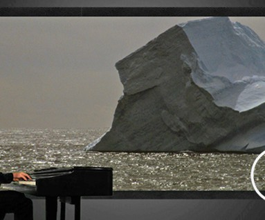 "Demo-Video ""Piano on Ice"""